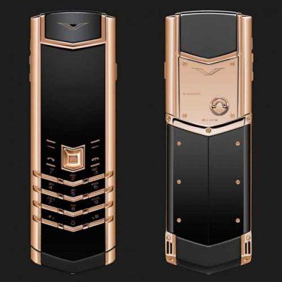 Vertu Signature S Limited Gold Cao Cấp
