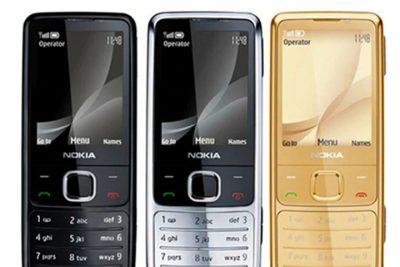 Điện Thoại Nokia 6700 Classic Gold