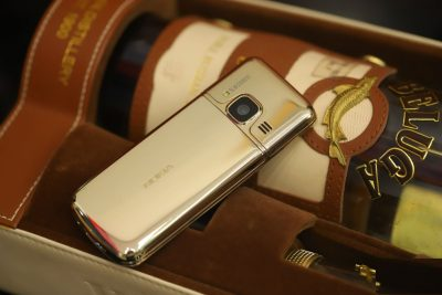 Nokia 6700 Gold Like New Zin 95%