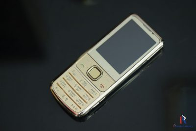 Nokia 6700 Gold Like New Zin 90%