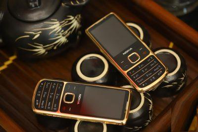 Nokia 6700 Rose Gold Vàng Hồng