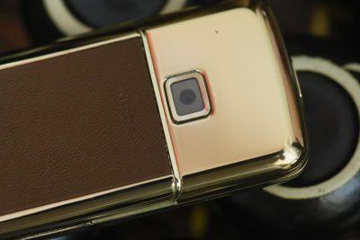 Nokia 8800E Gold Arte Da Nâu 4Gb Nguyên Bản hình thức 99%