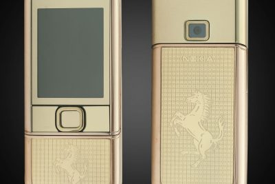 Nokia 8800E Rose Gold Khảm Ngựa