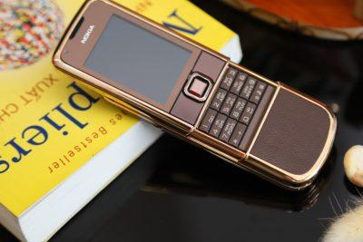 Nokia 8800E Rose Gold (Da nâu)