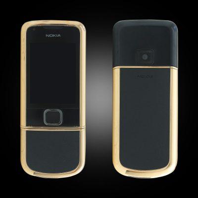 Nokia 8800E Rose Gold (da đen)
