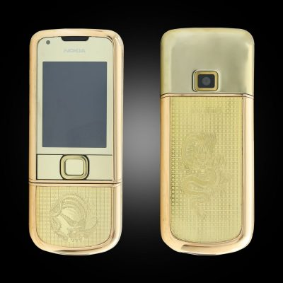 Nokia 8800E Rose Gold Long Phụng