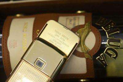 Nokia 8800E Rose Gold phiên bản Nga
