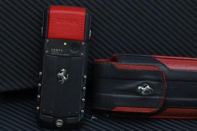 Vertu Ascent X Ceramic Ferari Red