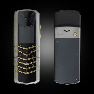 Vertu Signature M Gold Keys