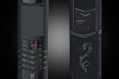 Vertu Signature S Dragon Black