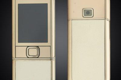 Nokia 8800E Gold Arte Da Trắng Nguyên Bản 1G