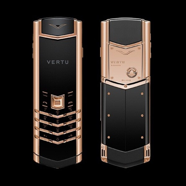Điện thoại Vertu dòng nào là rẻ nhất?