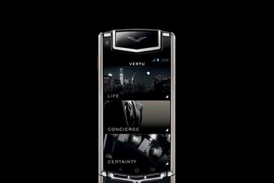 Chức năng của điện thoại Vertu có gì khác biệt