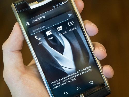 Điện thoại Vertu có chức năng gì đặc biệt mà lại thu hút đến vậy?