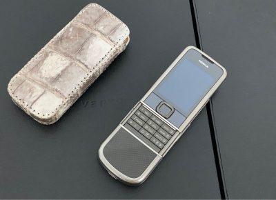 Bao da Nokia 8800 da cá sấu xịn 100%